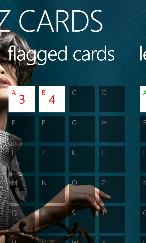 A-Z Cards screenshot 03