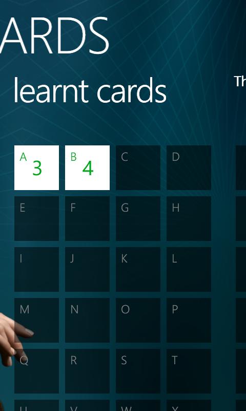 A-Z Cards screenshot 04