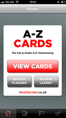 A-Z Cards screenshot 02