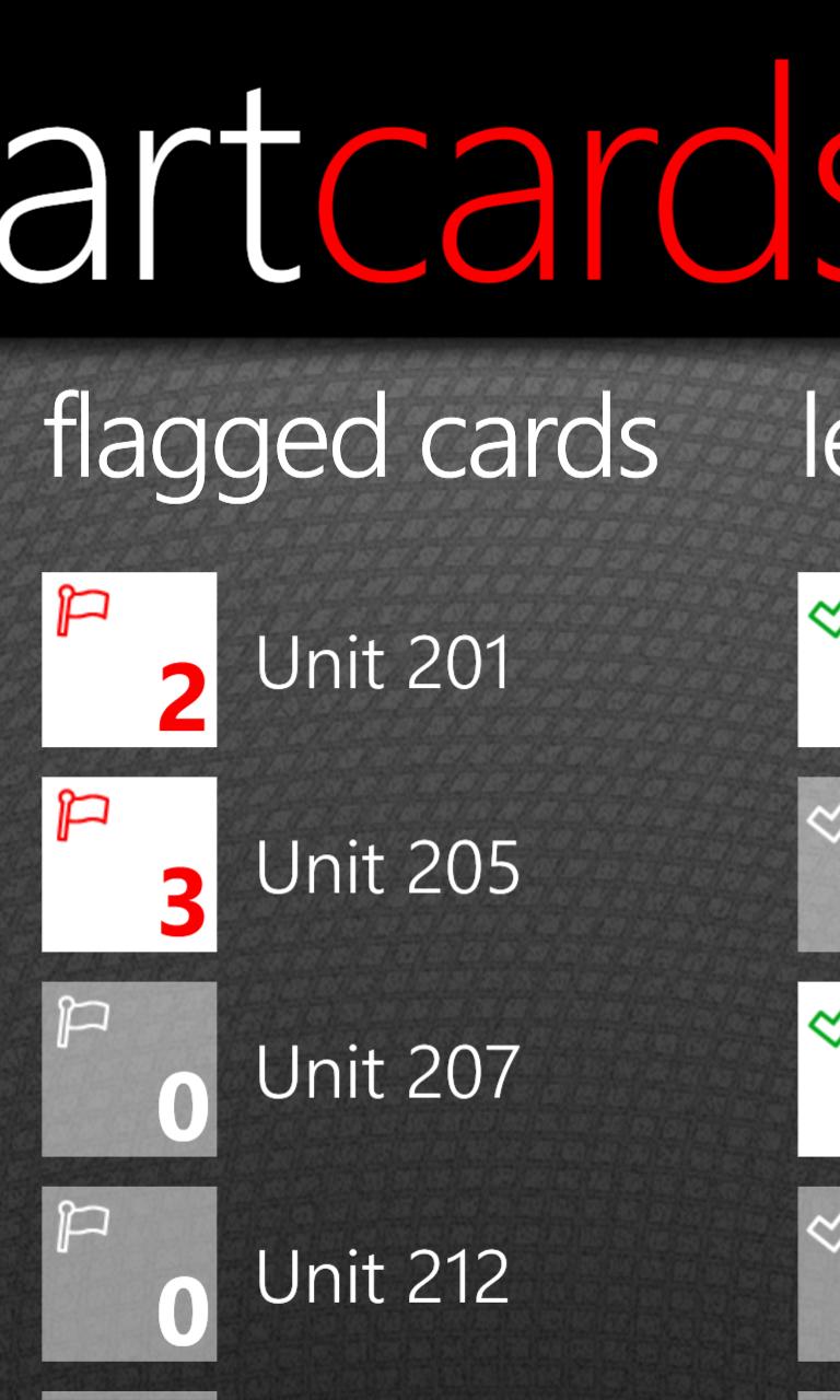 SmartCards screenshot 03