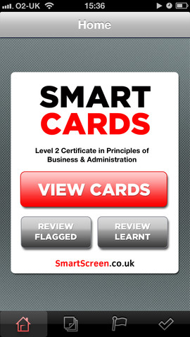 SmartCards screenshot 02