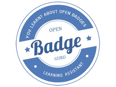 Open Badge Guru